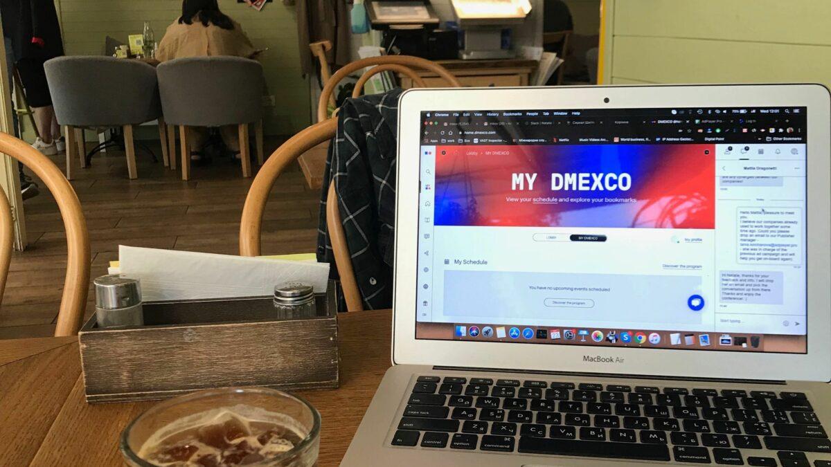 DMEXCO @home: Key Event Takeaways